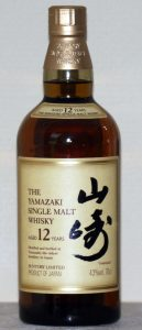 酒買取 山崎12年